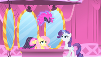 Rarity removing headdress S1E20