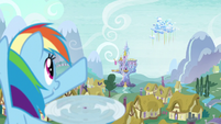 S05E05 Cloudsale nad Ponyville
