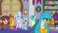 "Smolder ""some holiday about a moon"" S8E16"