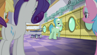 Spa Worker --ponies sure do love-- S6E10