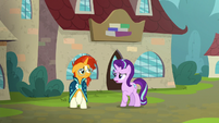 """Starlight """"now we have to smooth things over"""" S8E8"""