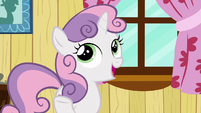 "Sweetie Belle ""how about singing?"" S6E19"
