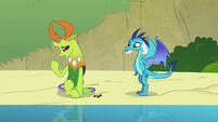 "Thorax ""I feel unsure of myself"" S7E15"