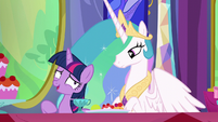 "Twilight ""lessons are going so well"" S6E6"