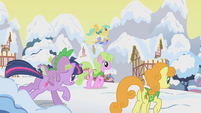 Twilight Running S1E11