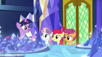 "Twilight Sparkle ""isn't even in Equestria"" S8E6"