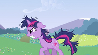 Twilight Sparkle walking away S2E03