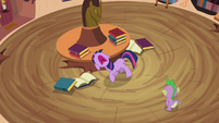 Twilight and Spike S2E20