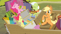 Apple Bloom '...come to join and see' S4E09