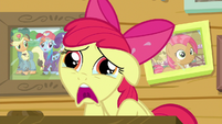 Apple Bloom crying dramatically S9E12