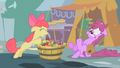 Apple Bloom surprises Berryshine S1E12.png