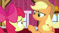 "Applejack ""there's a time for fun"" S9E10"