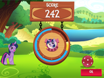 Ball Bounce minigame score MLP Game