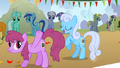 Berryshine and Shoeshine get ready for the race S1E13.png
