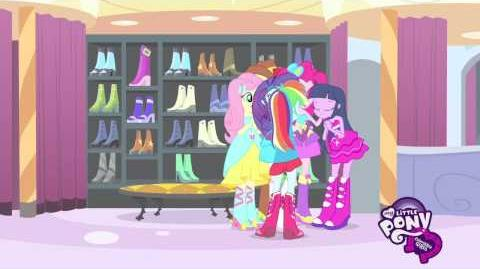 Big Night MLPEG (Music Video) - My Little Pony Equestria Girls™