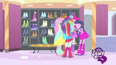 Big Night MLPEG (Music Video) - My Little Pony Equestria Girls™