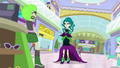 Demon Juniper Montage entering the Canterlot Mall EGS3.png