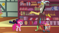 "Discord ""that's why you're the party expert"" S7E12"