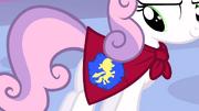 Emblema das Cutie Marks CrusadersS1E17