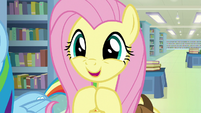 "Fluttershy ""with two T's"" S9E21"