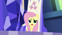 Fluttershy asks about Spike's mother S8E24
