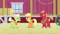 Granny Smith asking --whatever for--- S6E23