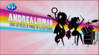 My Little Pony Equestria Girls Rainbow Rocks 'Andrea Libman as Pinkie Pie & Fluttershy' Credit - French