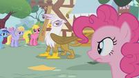 No pony likes Gilda S1E05