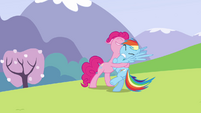 Pinkie Pie 'Happy for you!' S3E7
