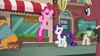 Pinkie Pie --It's the perfect plan-- S6E3