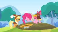 Pinkie Pie bow S2E11