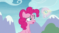 Pinkie Pie sees a vision of Fluttershy S8E3