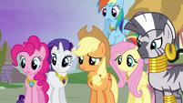 Ponies worried S4E2