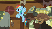 "Rainbow Dash ""not what I expected"" S8E18"