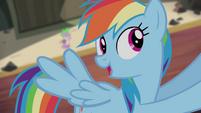 Rainbow Dash -I'm good!- S4E06