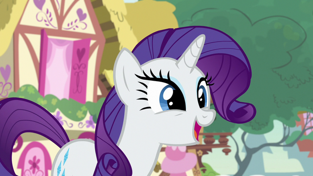 """File:Rarity """"wait until you hear who else will be a judge"""" S7E9.png"""