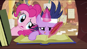 S02E20 Pinkie i Twilight