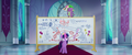 Spike singing on top of Twilight's whiteboard MLPTM.png
