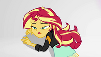 Sunset Shimmer looking dizzy EGS3