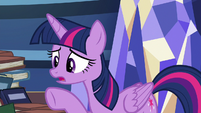 "Twilight ""different than who you are"" S8E24"