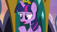 "Twilight ""you said it was a fair trade"" S4E22"
