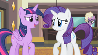 Twilight '...we may not have seen you at your best' S4E08