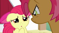 Apple Bloom cornered S3E4