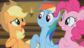 Applejack 'That was even better than I imagined!' S4E08.png