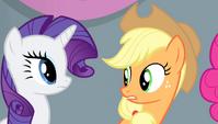 Applejack -Ponyville doesn't have any ice archers- S4E24