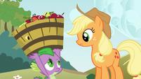 Applejack -it's not necessary- S03E09