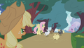 Applejack sees bunnies running away S1E04.png