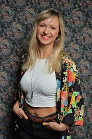 Ashleigh Ball profile