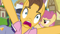 "Caramel ""are Pinkie Pie and Applejack related"" S7E14.png"