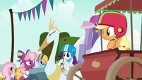 """Cheerilee """"aren't you all missing somepony?"""" S6E14"""